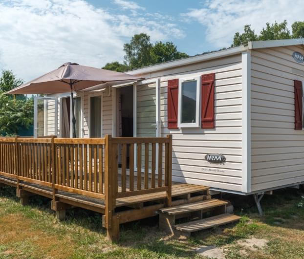 location camping familial nature bretagne