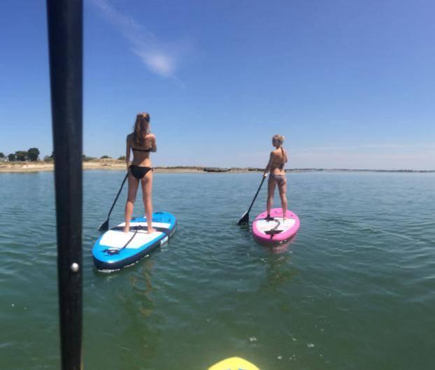 paddle morbihan