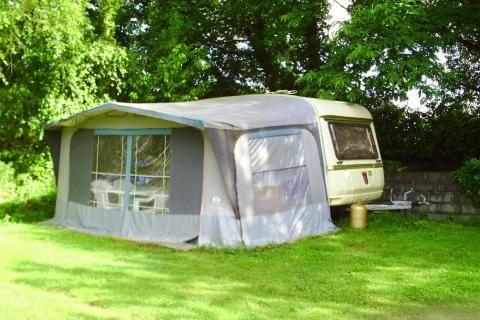 camping emplacement caravane morbihan