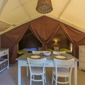 location tente lodge bretagne sud